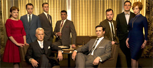 The Tiny Cast of Mad Men
